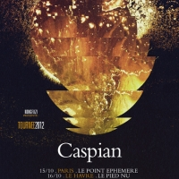 Post-rock : j'ai vu Caspian, Mugstar et Totorro sans faire exprès.