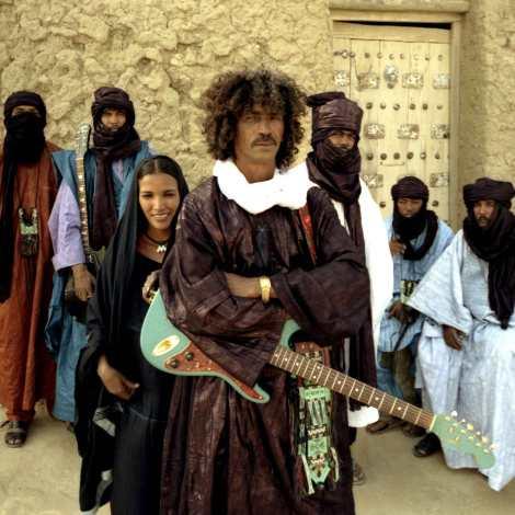 Tinariwen : maîtres du fameux blues du désert