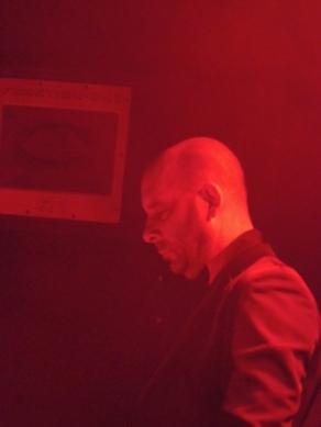 Laurent Garnier en guest.