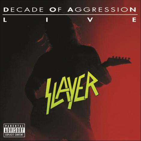 La pochette du meilleur album live de thrash metal