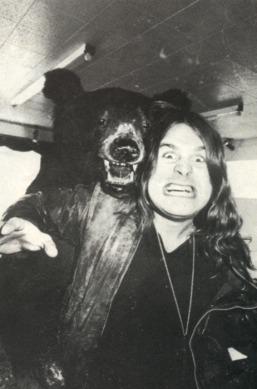Ozzy + Bear